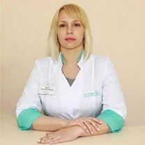 Бабенко Оксана Александровна
