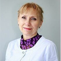 Жданова Елена Владимировна