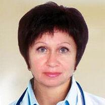 Замковая Лариса Васильевна