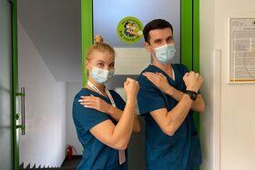 Ми вакциновані від COVID-19 заради безпеки пацієнтів