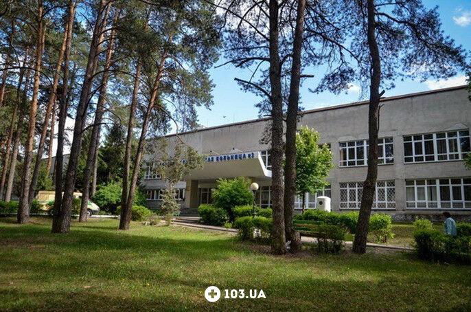Галерея  «Гомельская городская клиническая больница №3» - фото 1509033