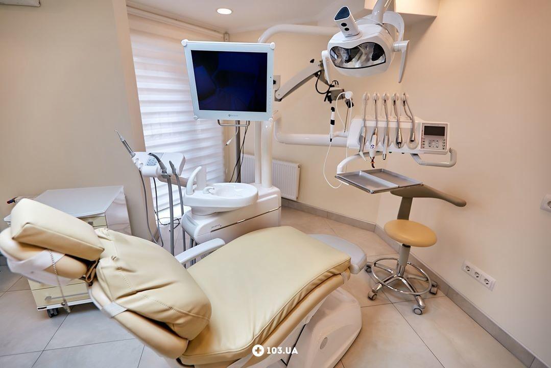 Интерьер  «Европейский стоматологический центр» - фото 1657283